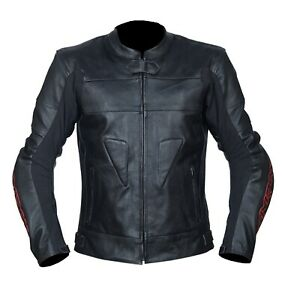 Amrok Motorbike Leather Jacket