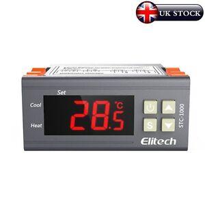 Elitech-UK-220V-Digital-USTC-1000-50-99-Thermostat-Temperature-Controller