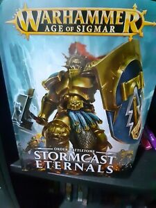Warhammer-Age-of-Sigmar-Stormcast-Eternals-Battletome-used