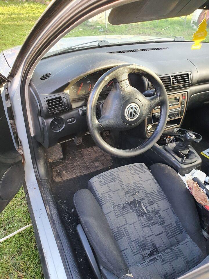 VW Passat, 2,8 V6 Trendline, Benzin