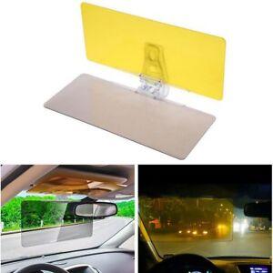 Car Sun Visors Anti-Glare Dazzle Goggle Mirror Day   Night Driving ... bae93eff7d8