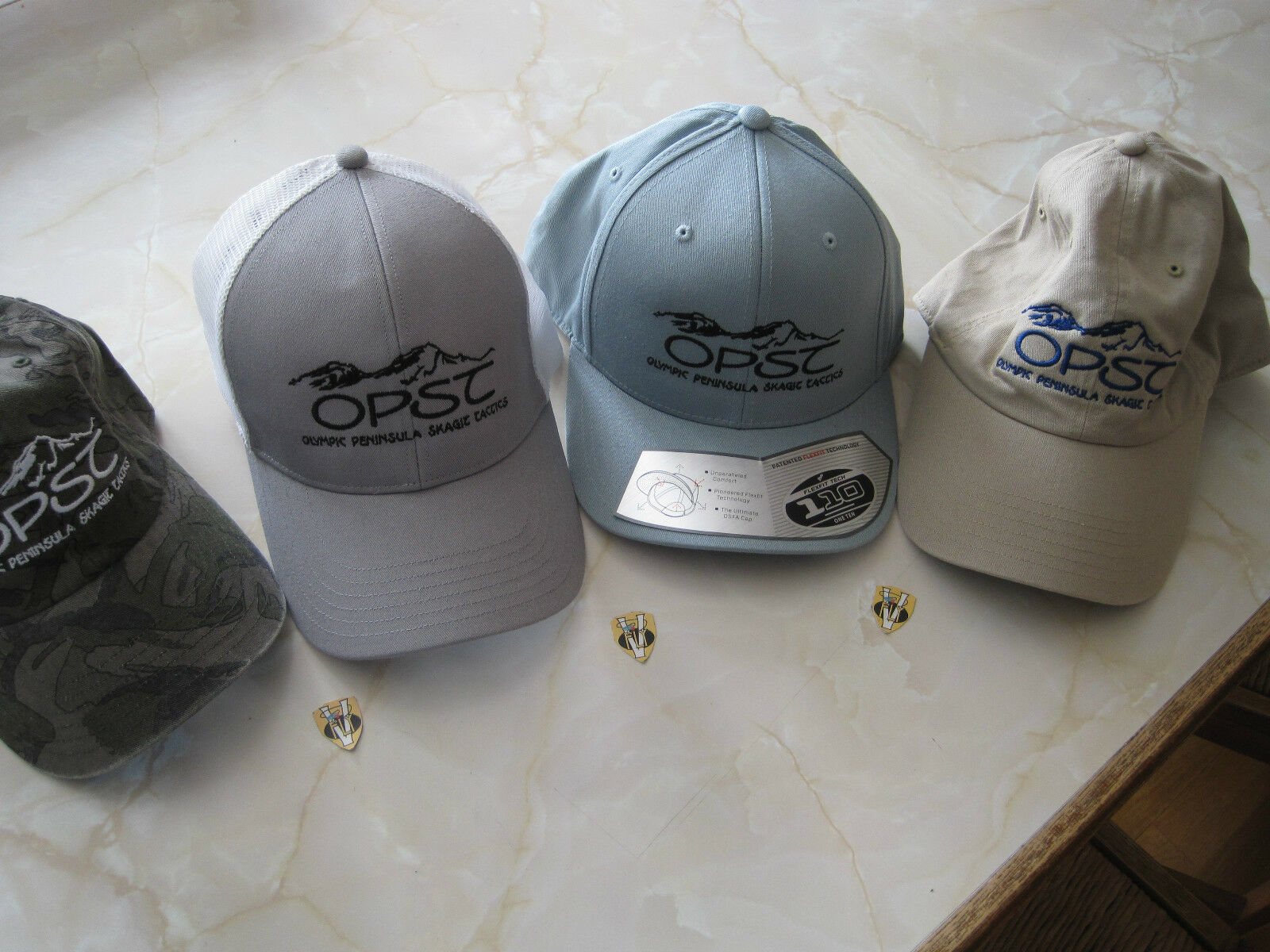 OPST Logo Fishing Caps 3  Style Options One size Fits all  get the latest