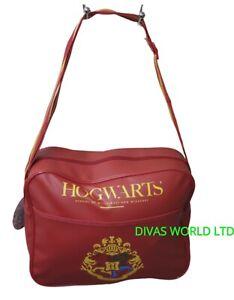 Harry-Potter-Hogwarts-Messenger-Bag-Over-shoulder-Sport-School-Bag-Primark-Brand