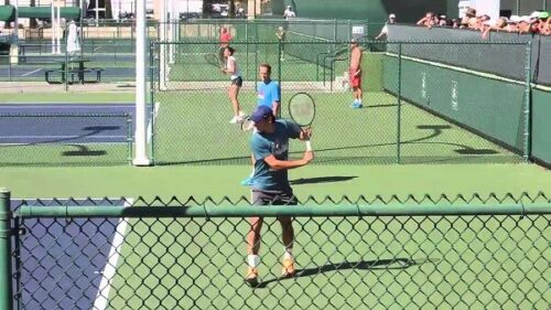 INDIAN WELLS 2014 NWT N I K E  Roger Federer RF Hat Cap