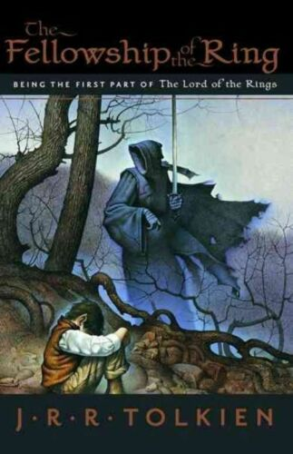 1 of 1 - The Fellowship of the Ring: Being the First Part of the Lord of the Rings, Tolki