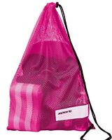 Sporti Mesh Gear Bag Watersports Swimming - Large 29.5 H X 18 W - Pink