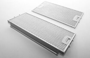 ORIGINAL Bosch Siemens Fettfilter Metall, 00434107 00434105, für BSH Dunstabzug