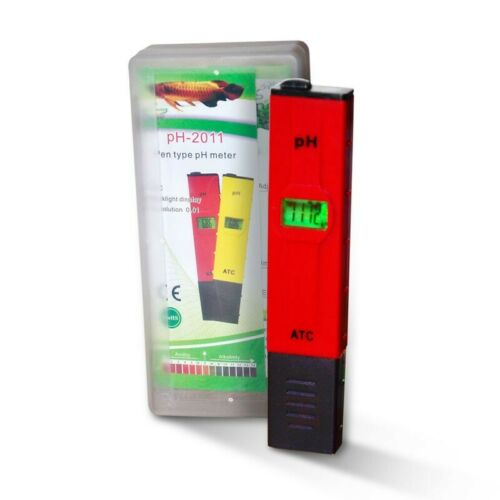 pH Mètre 19,99 €//1stk PH Appareil De Mesure PH Testeur 0-14 PH