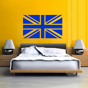 UNION JACK UK BRITISH FLAG Vinyl wall art sticker decal | eBay