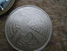 POKEMON LUGIA 2001 METAL COLLECTIBLE BATTLE COIN Silver Nintendo = Rare / Collec