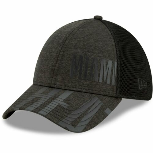 New Era 39Thirty Cap NBA TIP OFF Miami Heat schwarz