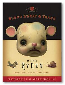 Mark-Ryden-Blood-Sweat-amp-Tears-Limited-Edition-Micro-Portfolio-Print-Set-LAST
