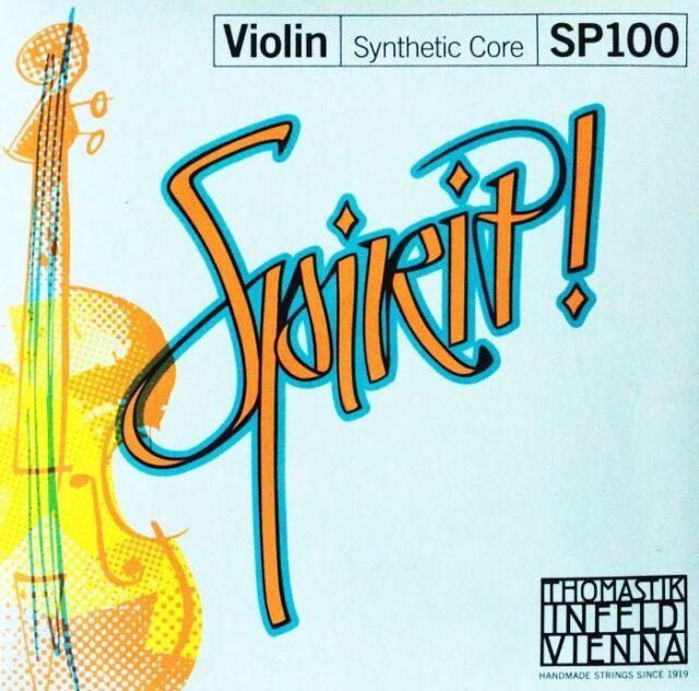 Thomastik Spirit Violin String Set  4/4 with removable E ball