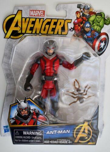 Marvel Avengers ANT-MAN 6 inch Action Figure
