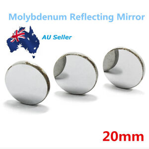 3Pcs 20mm CO2 Laser EngraverMo Mirrors Reflector 10600 150W Cutter Integrative