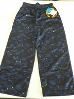 Boys Size Small 6/7 How To Train Your Dragon 2 Toothless Pajama Pants 66nn