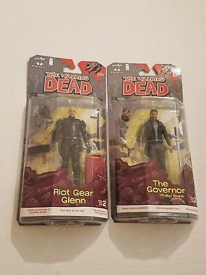 The Walking Dead Comic Book Series 2 THE GOVERNOR PHILLIP BLAKE Skybound Loose