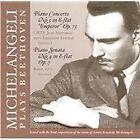 Michelangeli Plays Beethoven (2009)