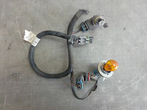 Sensational Headlight Wire Harness 93 94 95 Saturn Sl1 Sl2 Gold Ebay Wiring 101 Orsalhahutechinfo