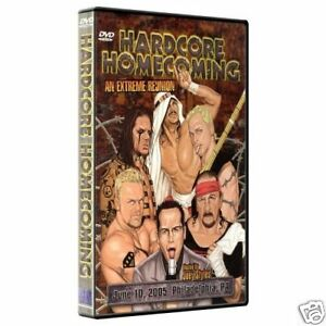 homecoming Ecw hardcore