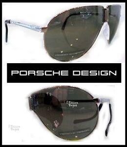 OCCHIALE-PORSCHE-DESIGN-P8480-B-6606-ARGENTO-GOCCIA-PIEGHEVOLE