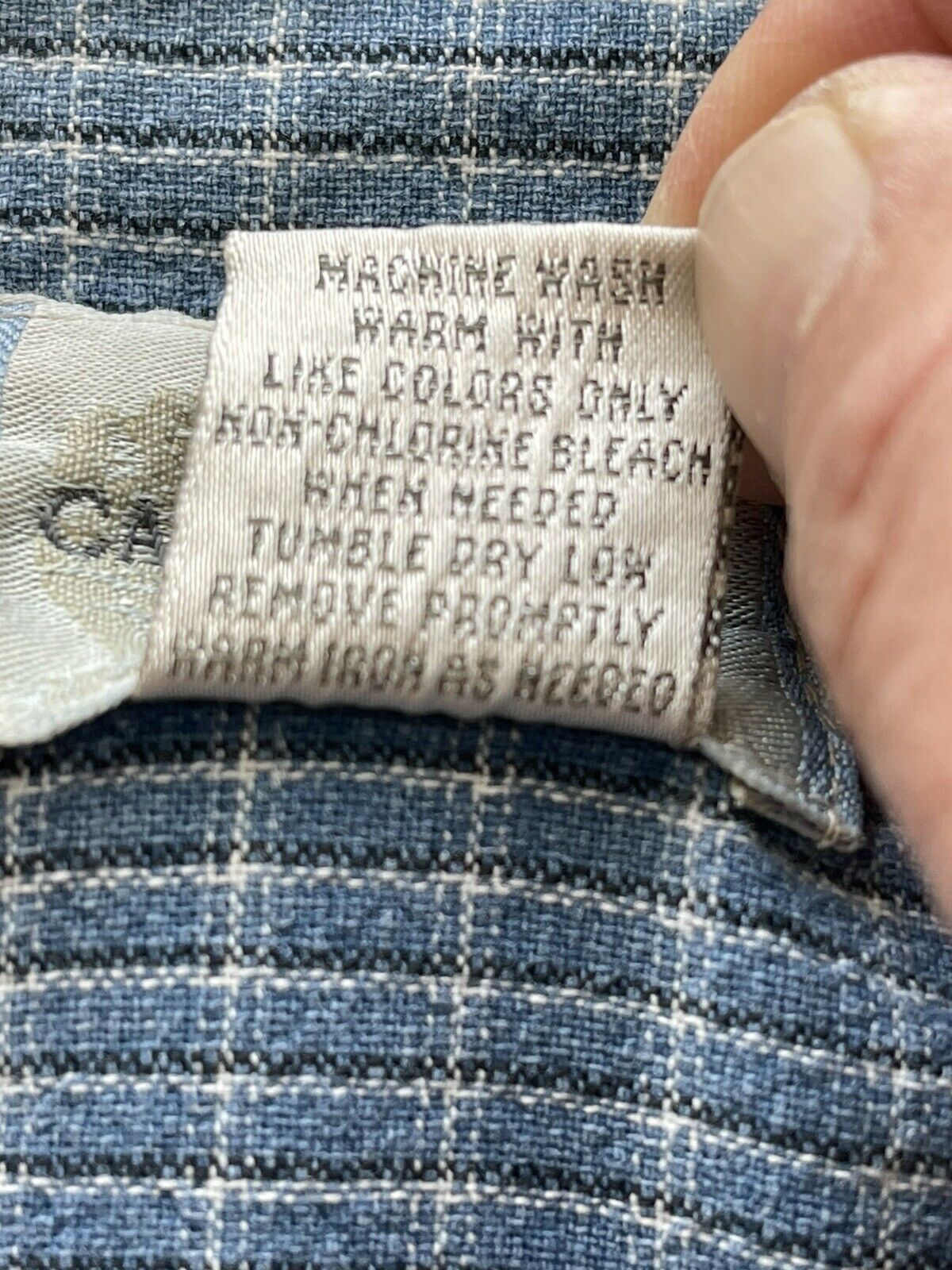 capristrano jeans jacket shirt - image 5
