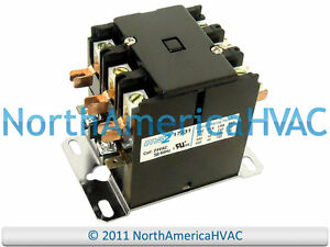 Details about ICP Heil Tempstar 3 Pole Contactor Relay 1149656 1280465 on
