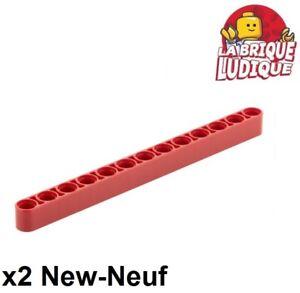 LEGO Technique 2 x Panel plaque 3x11x1 Noir//Black Panel Plate 15458 article neuf