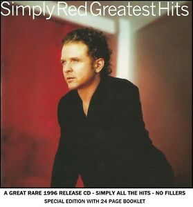 Simply red very best singles collection rare 1996 cd 80 39 s for Simply singles