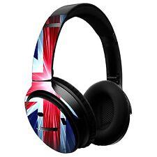 Union Jack Bose QC35 Auriculares Pegatinas/Piel/Abrigo bs4