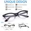 Cat-Eye-Vintage-Retro-034-Ombre-034-Women-Eyeglasses-Blue-Green-Bottom-Tortoise-SHADZ thumbnail 2