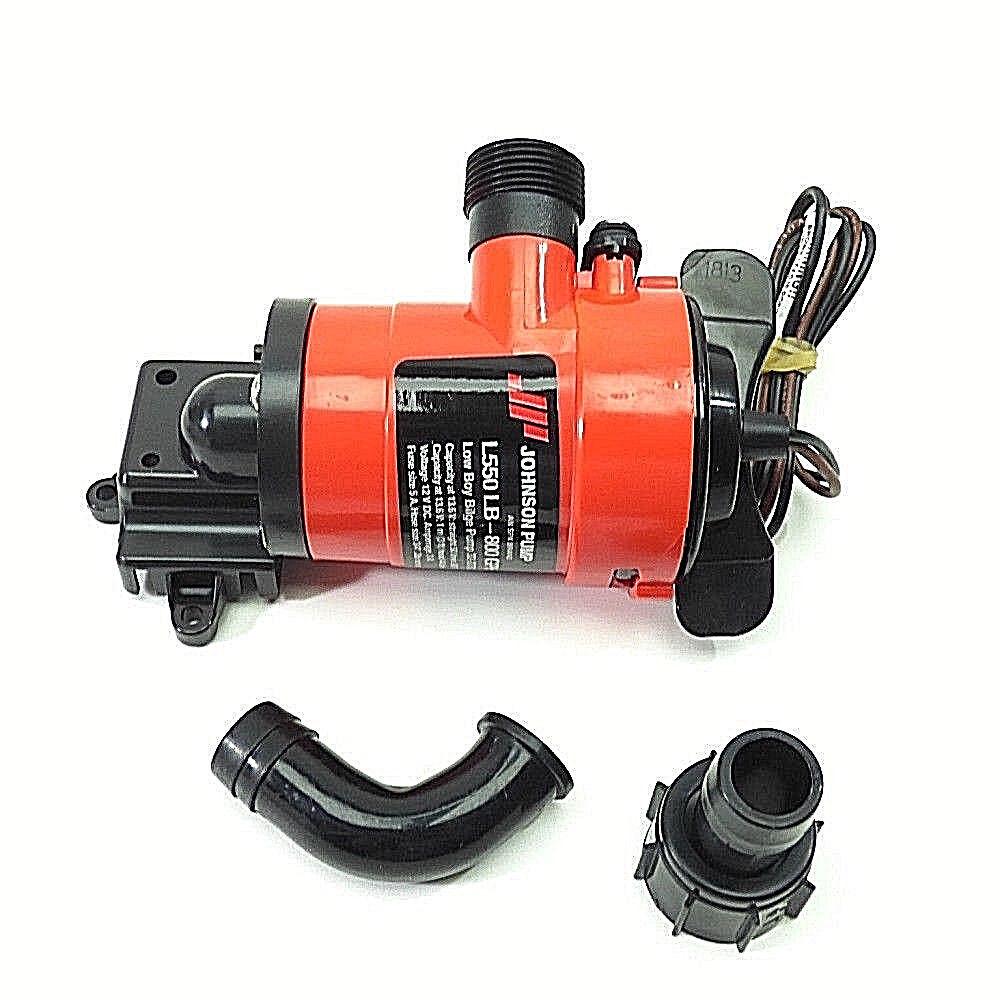 Johnson Pump  L550 50l/min Bilgenpumpe Lenzpumpe Wasserpumpe Wasserpumpe Lenzpumpe Abwasserpumpe e758bf