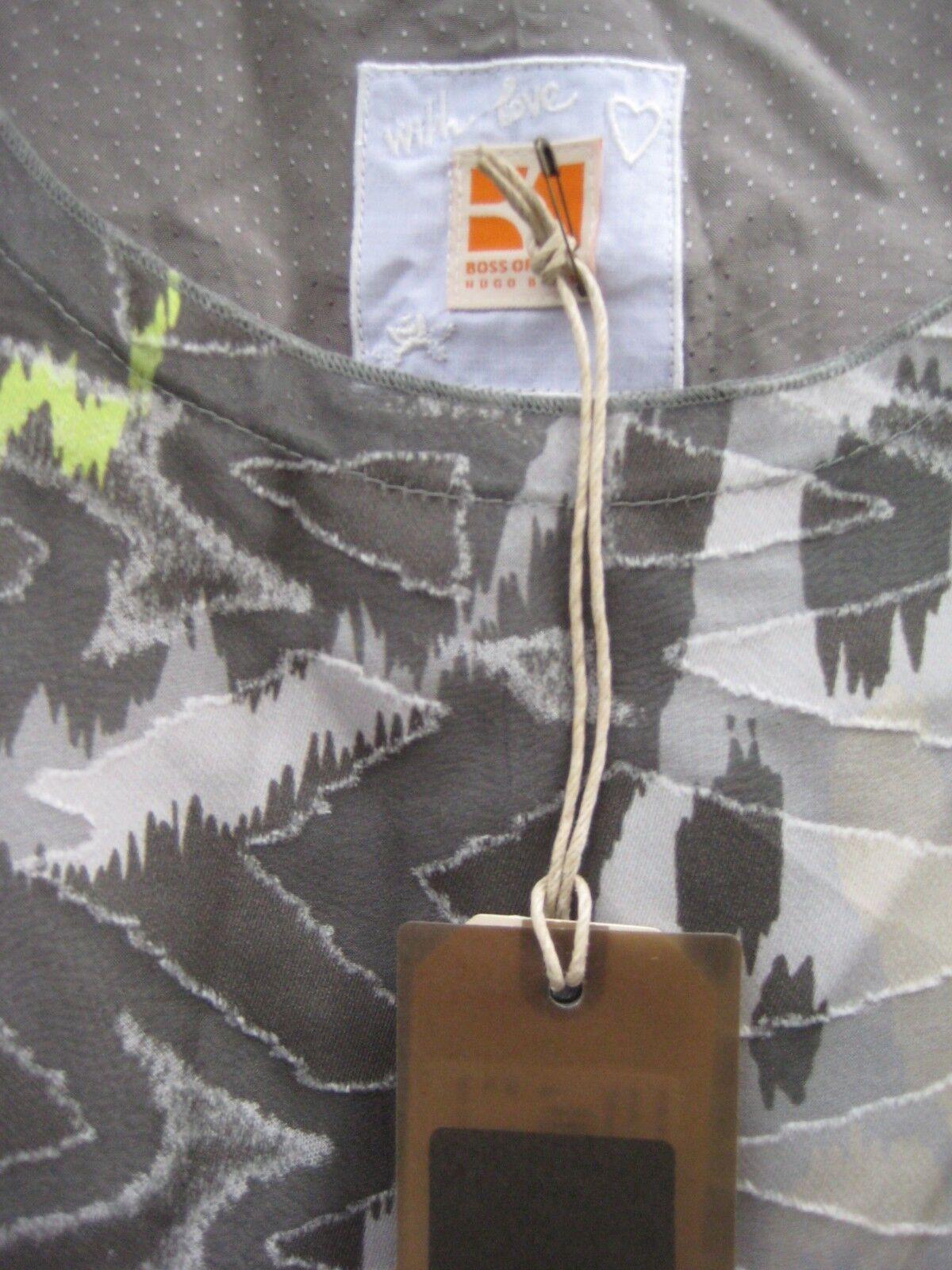 BOSS Blausenshirt-Longshirt   Gr.40 neu