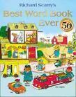 Best Word Book Ever von Richard Scarry (2013, Taschenbuch)