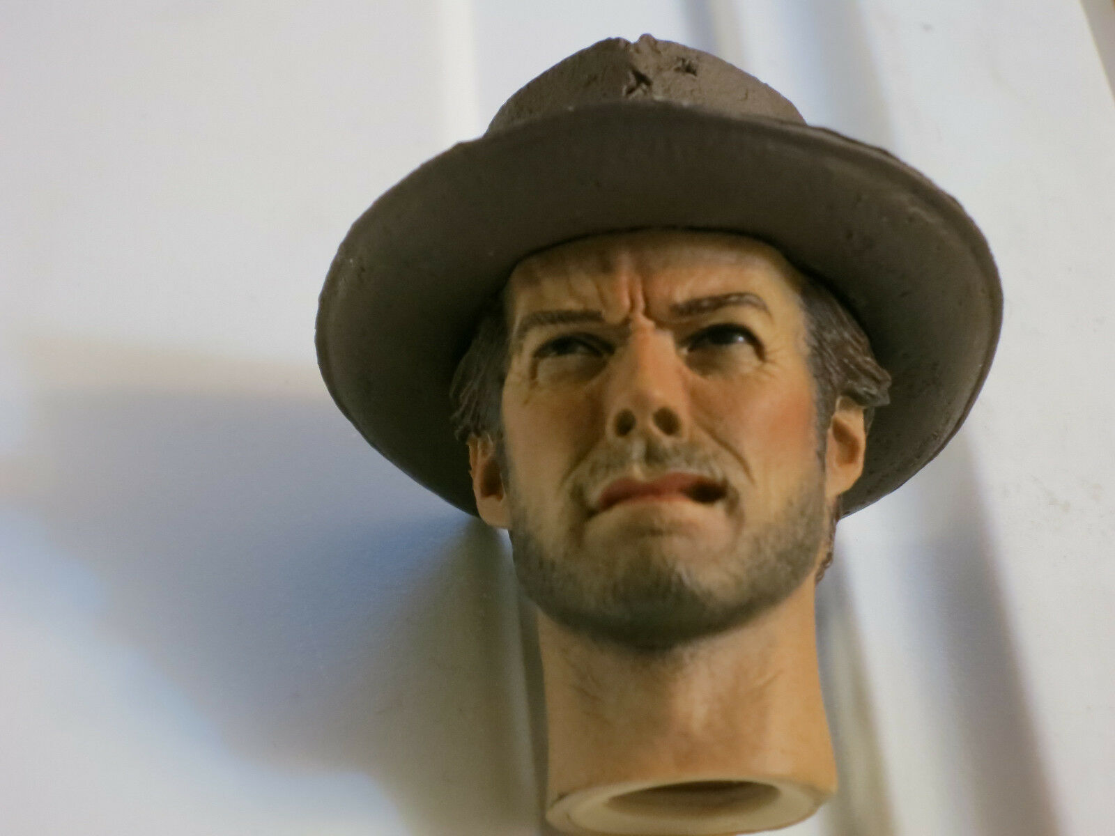 REDMAN 1 6th Loose The Good Head Sculpt (Western Cowboy Era) for 12  Figures