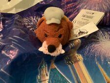 "BNWT Disney Parks Mr Toad/'s Wild Ride Tsum Tsum Weasel 3 1//2/"" Plush Mini Toy"