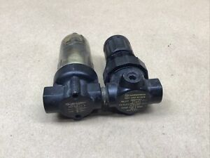 Norgren Pneumatic Filter F07-200-A1TA R07-200-RGKA #11J75