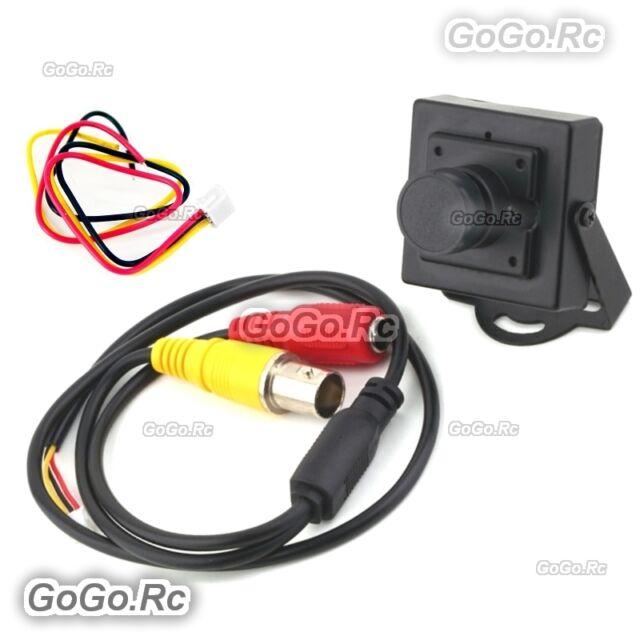 HD 700TVL 1/3 SONY HAD CCD Video FPV Camera For RC Mini 200 250 300 Quadcopter