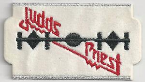 JUDAS-PRIEST-RAZOR-BLADE-IRON-ON-or-SEW-ON-PATCH