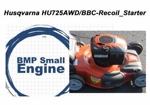 Recoil Pull Starter for Husqvarna Hu725awd/bbc 961430104 Lawn Mower