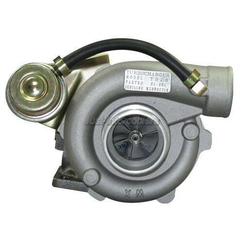 Universal T25//T28 Turbo Charger Turbocharger 14 Psi Wastegate V-band 0.42 A//R
