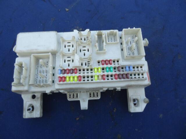 Mazda 3 BK Sicherungskasten Steuergerät BS4H66730D Fuse Box Body Control