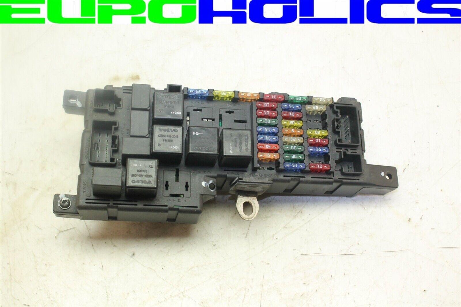 05-14 Volvo Xc90 Engine Fuse Box Relay Block Panel 28017881 OEM for sale  online   eBay   Volvo Xc90 Engine Fuse Diagram      eBay