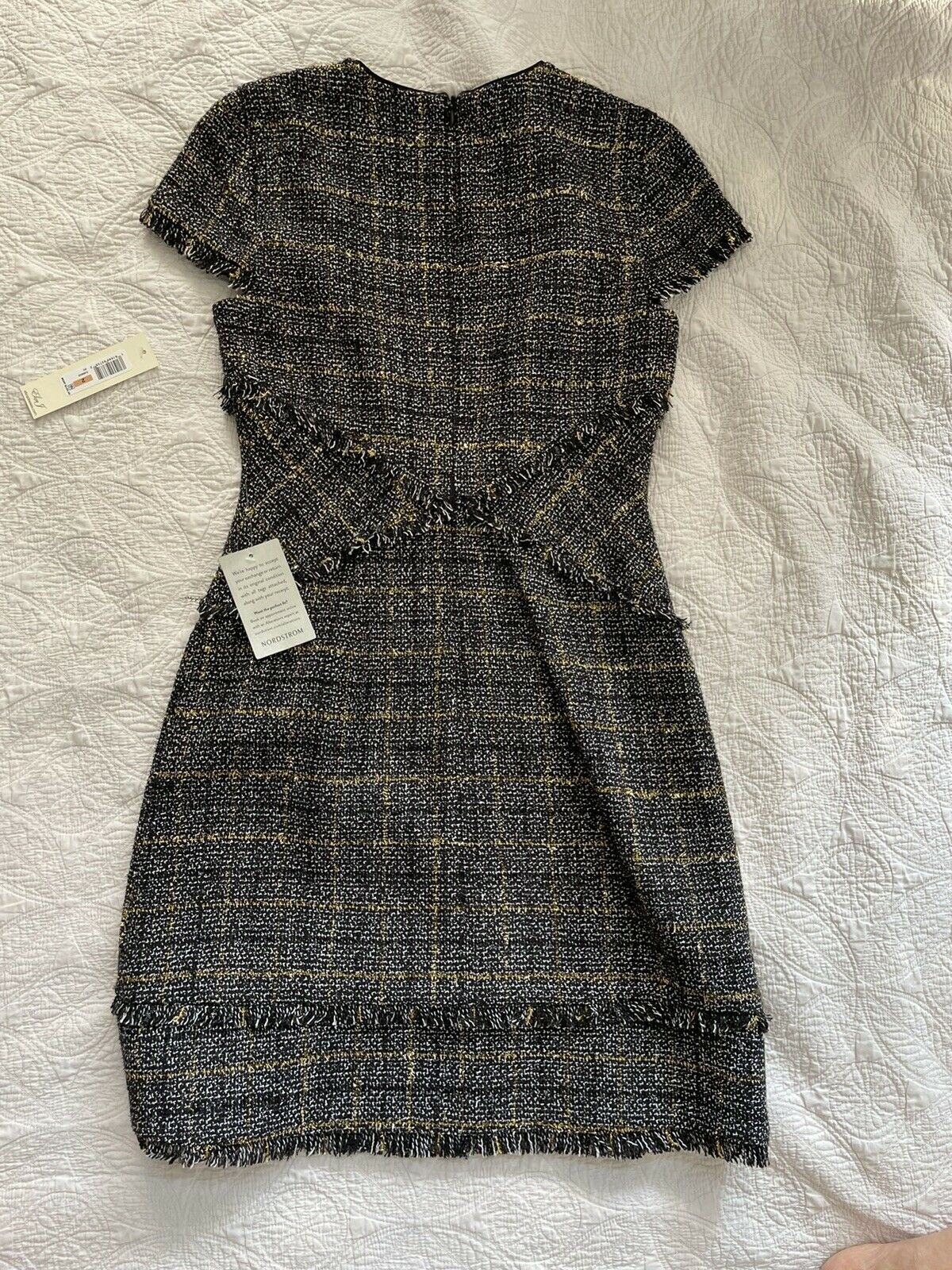 Eliza J Womans Sleeveless Special Occasion Cocktail Length Dress in Size 2