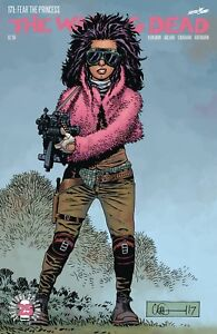 The-Walking-Dead-171-First-Print-Image-Comic-Book-NM-First-Appearance-Princess