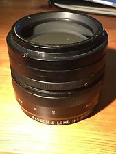 "Vintage Bausch and Lomb 20"" F8 lens"