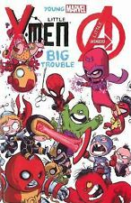 Young Marvel : Little X-Men, Little Avengers, Big Trouble by Ruben Diaz (2013, Paperback)