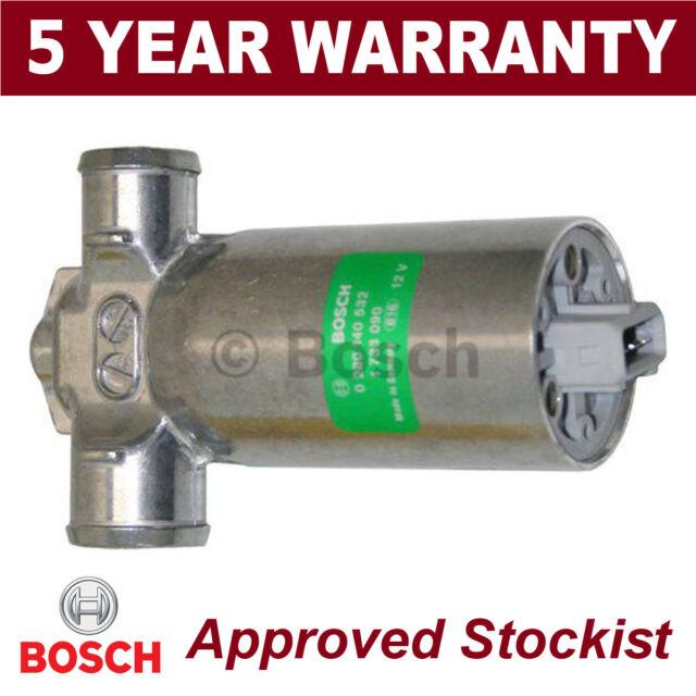 Bosch Valvola Controllo Aria Minimo Icv 0280140532