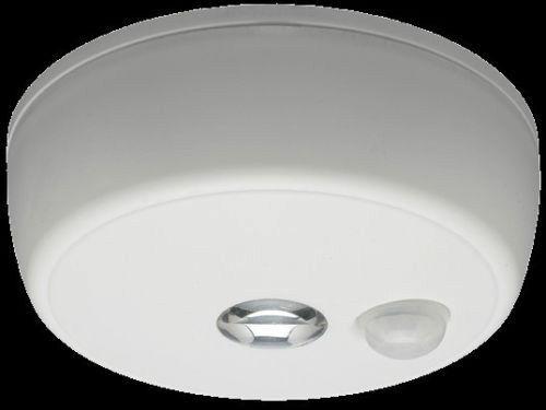 Mr Beams MB980 Ceiling LED Lights LOT of 2 Motion Sensing Battery Powered