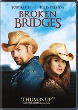 Broken Bridges DVD Toby Keith Kelly Preston